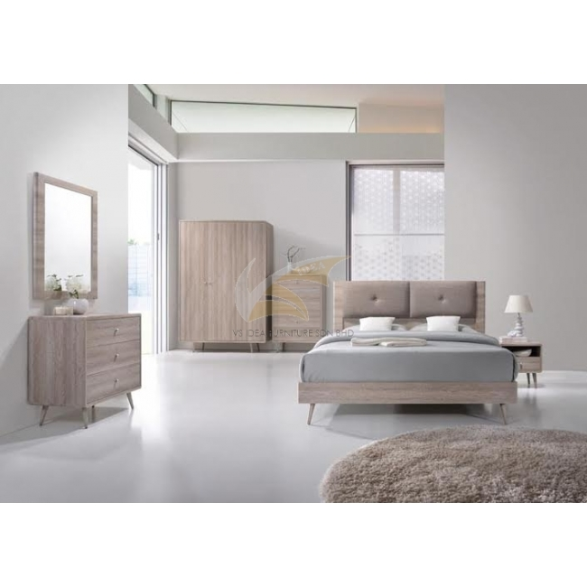 SERIES 100 BEDROOM SET