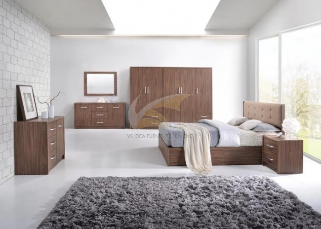 SERIES 200 BEDROOM SET