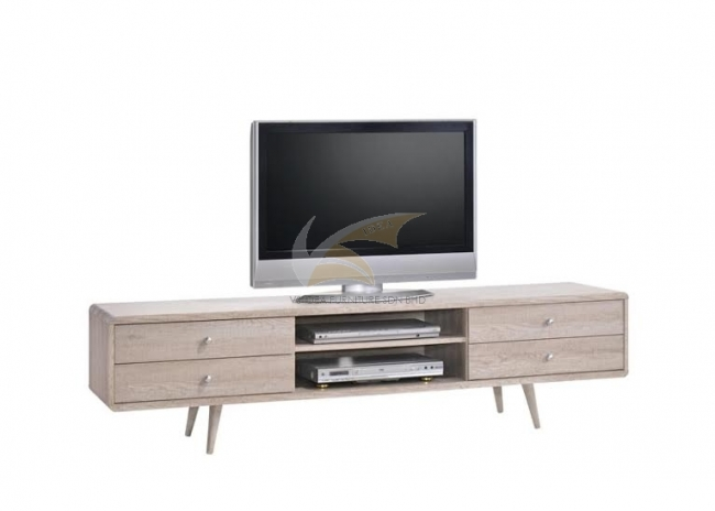 IDEA 113 ENTERTAINMENT UNIT WITH 4 DRAWERS