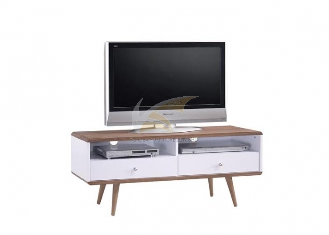 IDEA 114 ENTERTAINMENT UNIT WITH 2 DRAWERS