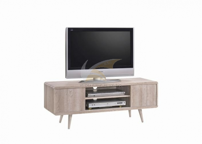 IDEA 118 ENTERTAINMENT UNIT WITH 2 DOORS