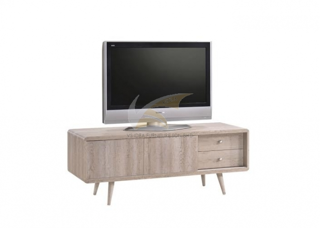 IDEA 119 ENTERTAINMENT UNIT WITH 2 DRAWERS