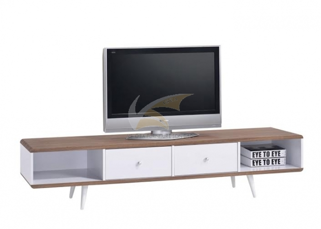 IDEA 121 ENTERTAINMENT UNIT WITH 2 DRAWERS