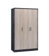 IDEA 305 (EXTERNAL) 3 DOORS WARDROBE