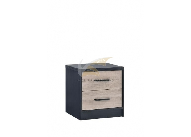IDEA 308 NIGHT STAND IN 2 DRAWERS