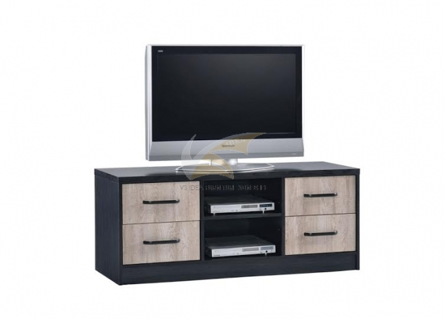 IDEA 315 ENTERTAINMENT UNIT WITH 4 DRAWERS