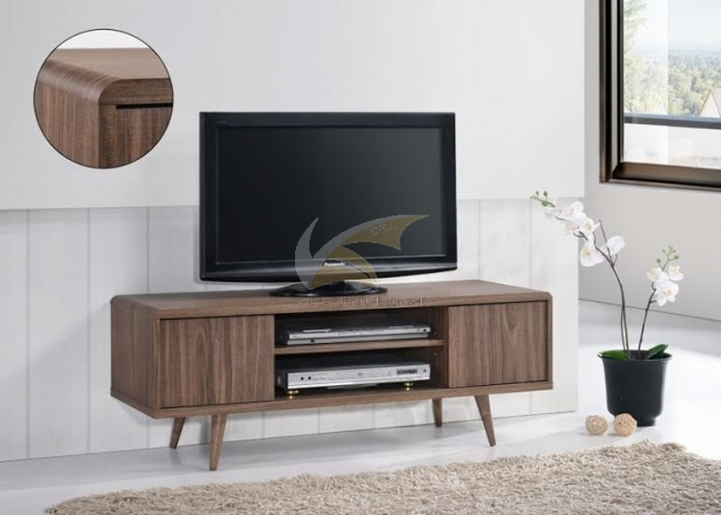 IDEA 118 ENTERTAINMENT UNIT WITH 2 DOORS (FB)